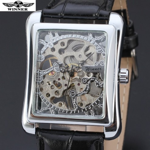 Ceas Barbatesc Automatic Winner Fashion